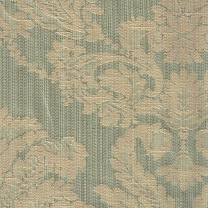 Lined Pinch Pleated Seville Celery