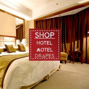 Hotel Motel Drapes